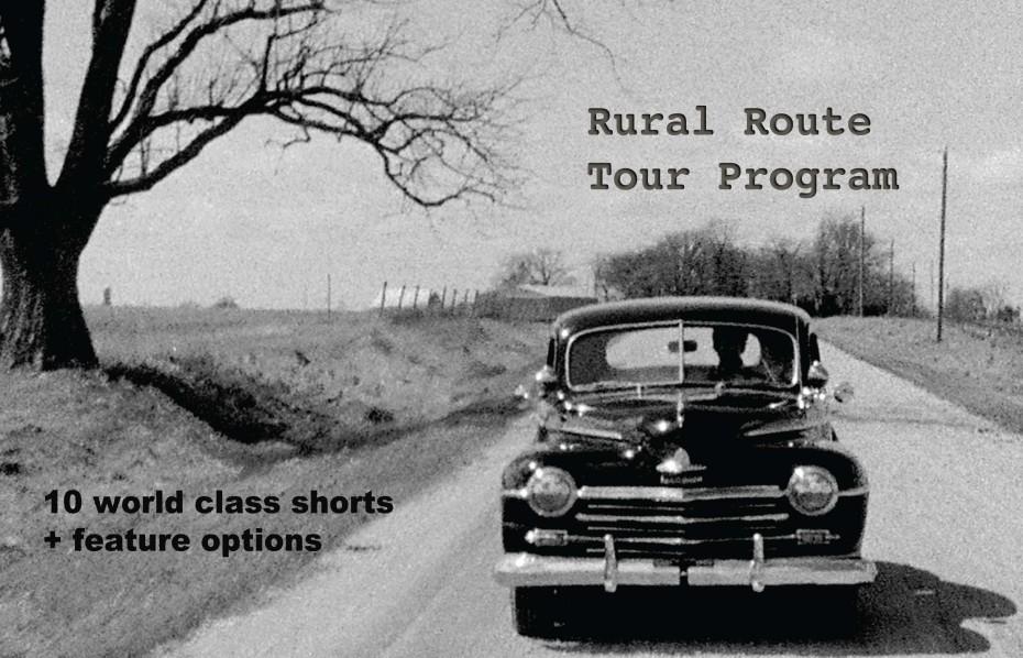 Rural Route Touring Program June 16, 2015
