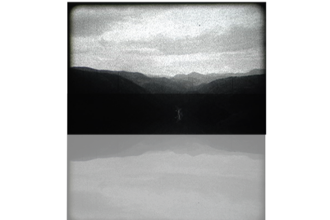 """Film Still from """"Relieving the American Dream"""" by Charlotte Taylor & Robert Edmondson"""